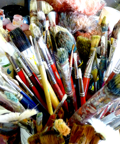 Brushes-detail