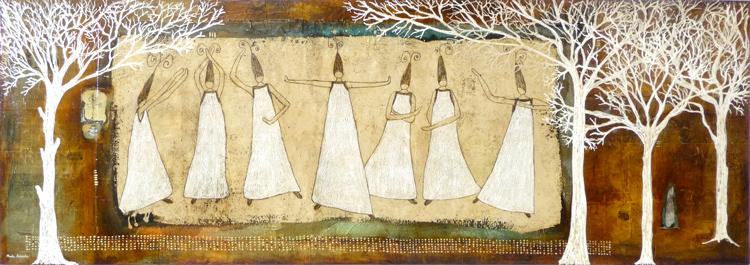 Dancersandtrees
