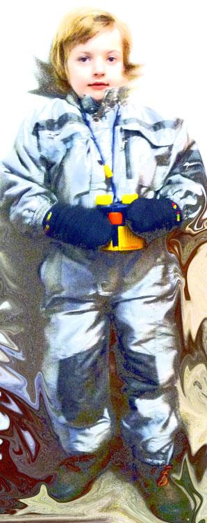 Austronaut-explorer