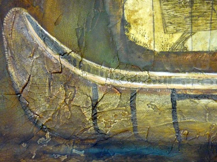 Canoe-detail